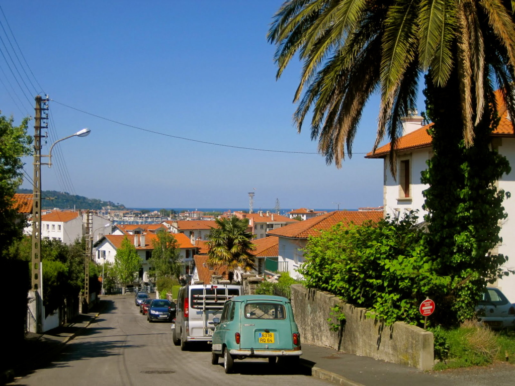 Hendaye france pivotal places for Hendaye france